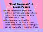 dual diagnosis young people1