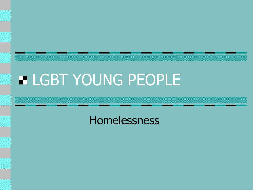 lgbt young people