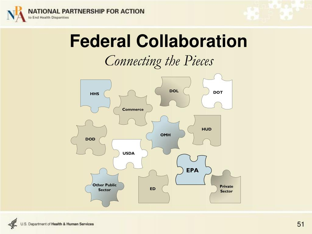 Federal Collaboration