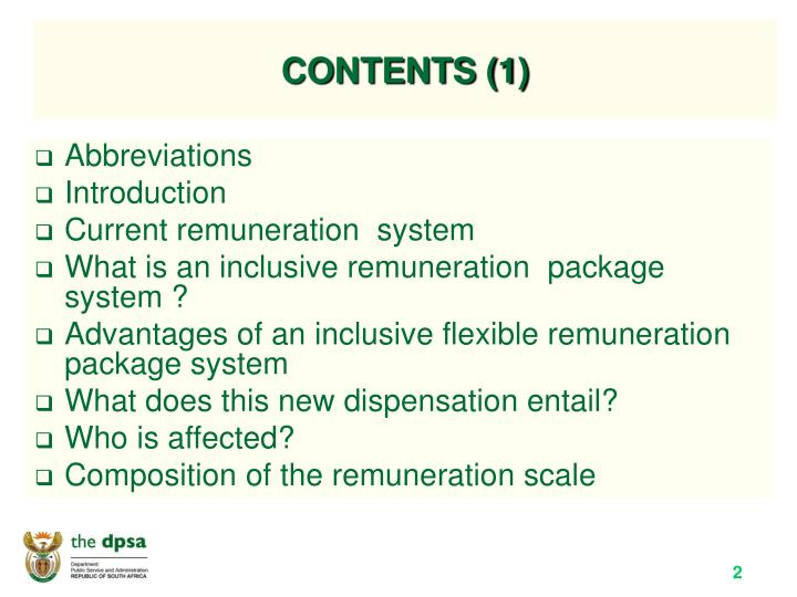 contents 1 n.
