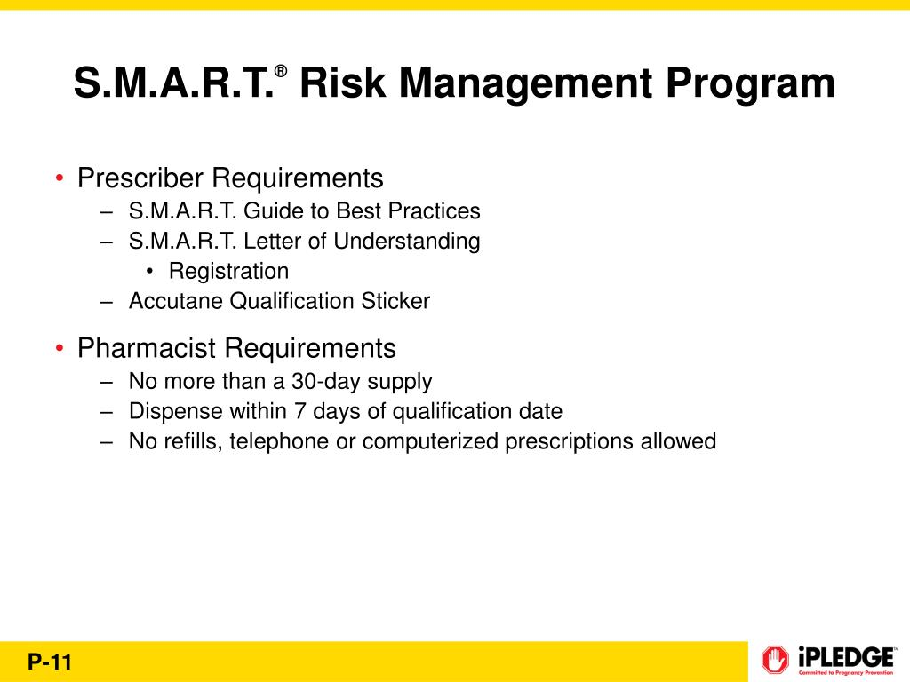 PPT - Isotretinoin Pregnancy Risk Management Program PowerPoint