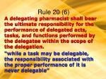 rule 20 6