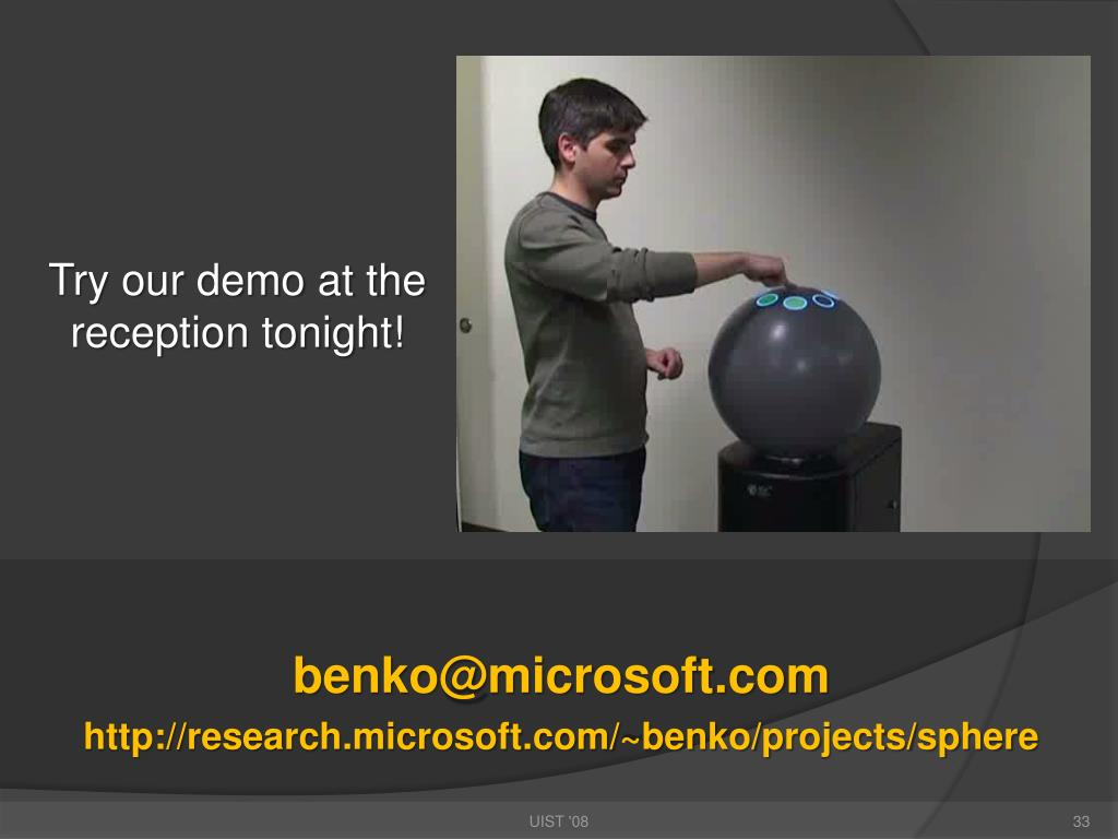 Try our demo
