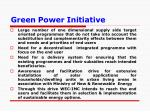 green power initiative