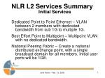 nlr l2 services summary7
