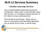 nlr l2 services summary9