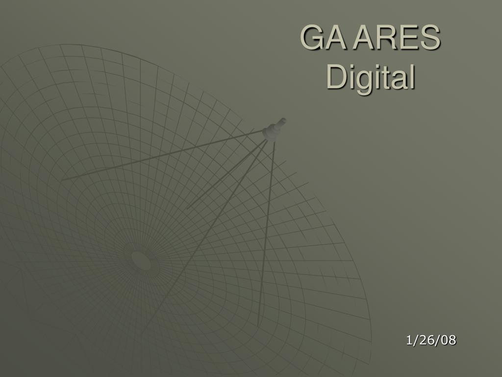ga ares digital l.