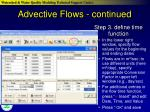 advective flows continued25