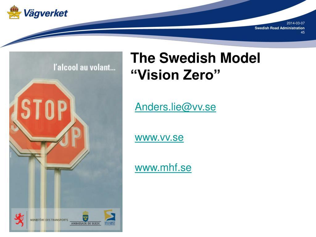 Swedish Road Administration