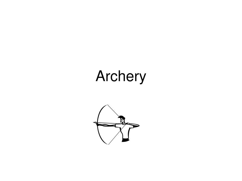 archery l.