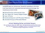 suite success a win win proposal