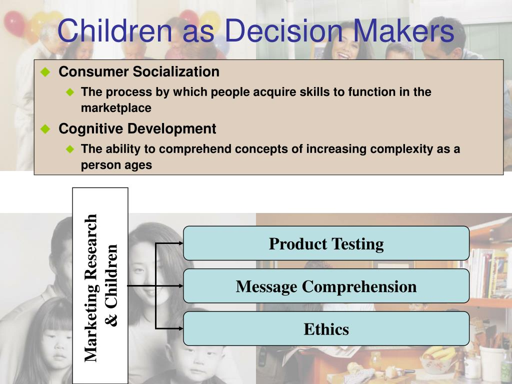 Children as Decision Makers