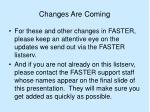 changes are coming34
