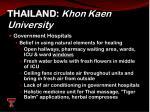 thailand khon kaen university