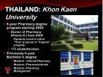 thailand khon kaen university30