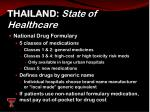 thailand state of healthcare24