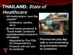 thailand state of healthcare28
