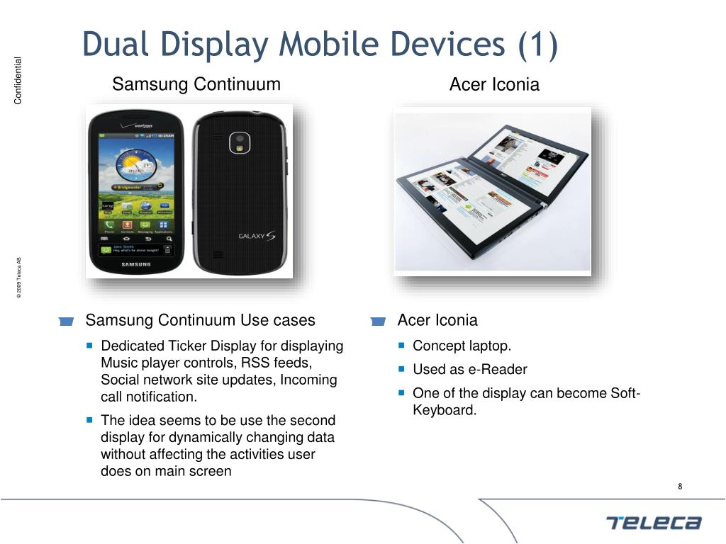 Dual Display Mobile Devices (1)