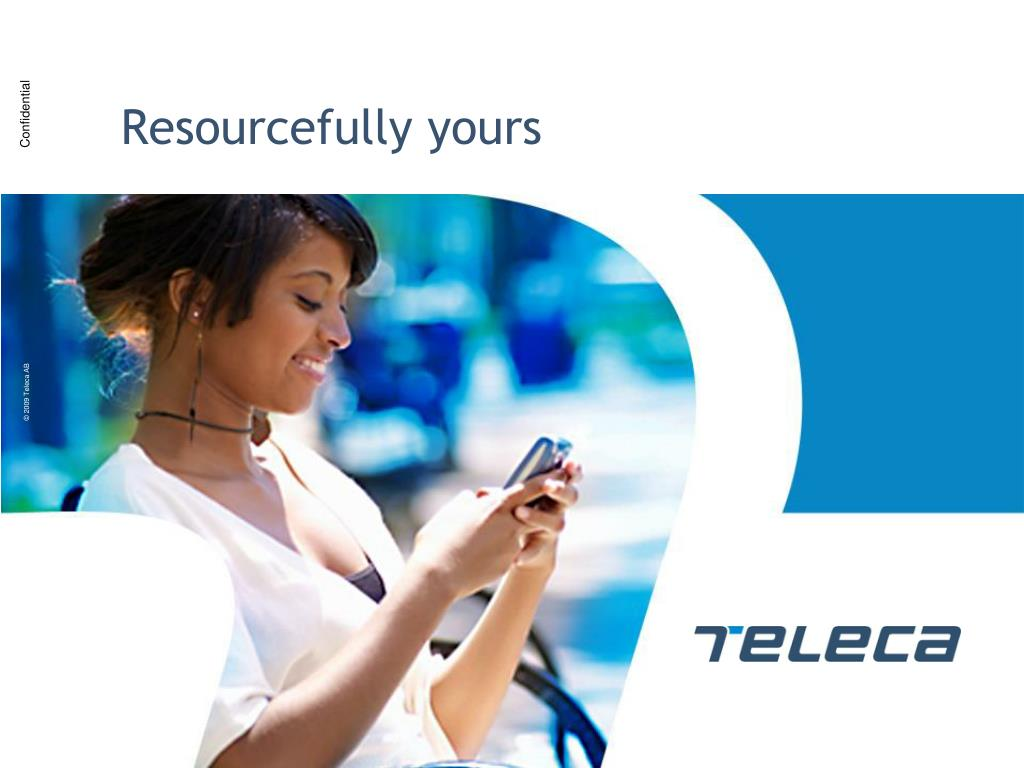 Resourcefully yours