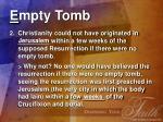 e mpty tomb11