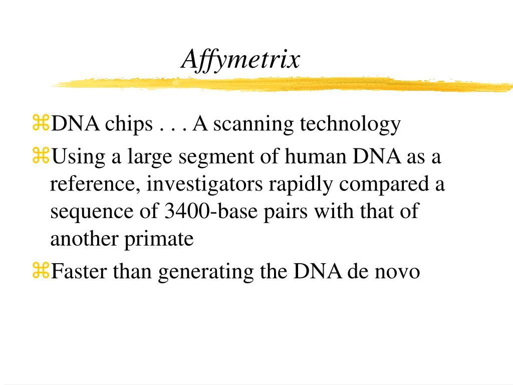 Affymetrix