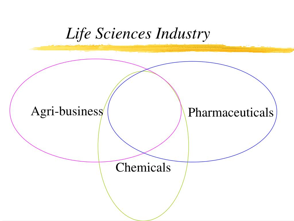 Life Sciences Industry