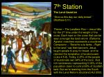 7 th station