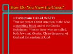 how do you view the cross24