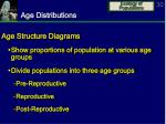 age distributions30
