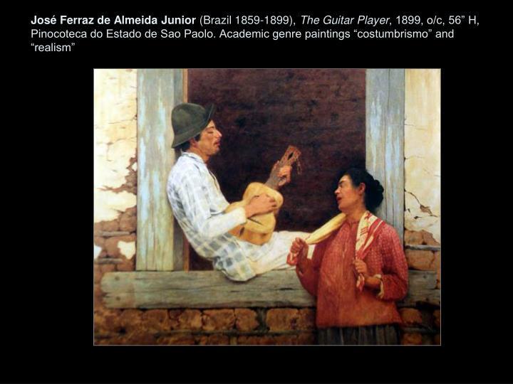 José Ferraz de Almeida Junior