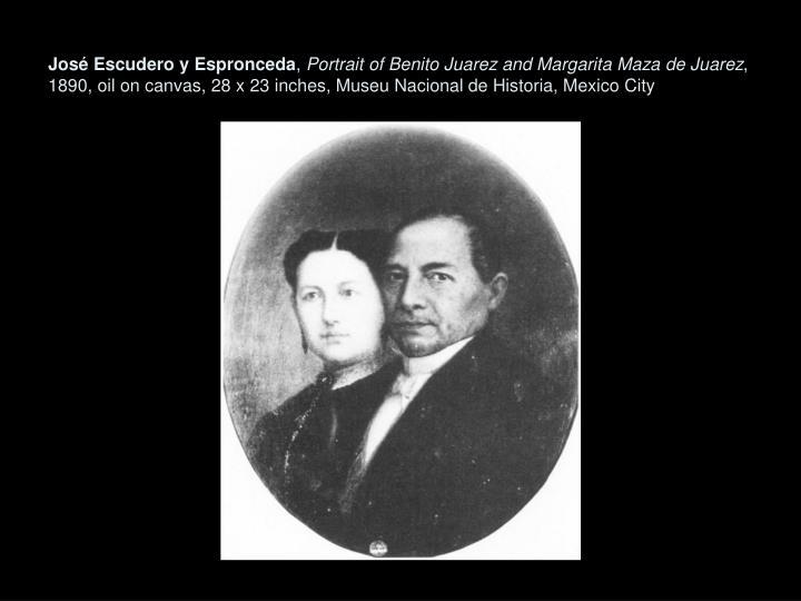 José Escudero y Espronceda