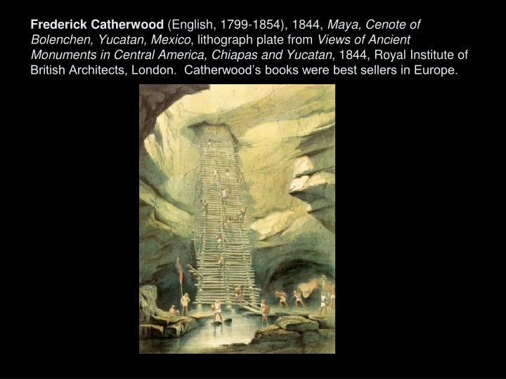 Frederick Catherwood