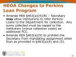 heoa changes to perkins loan program23
