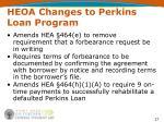 heoa changes to perkins loan program27