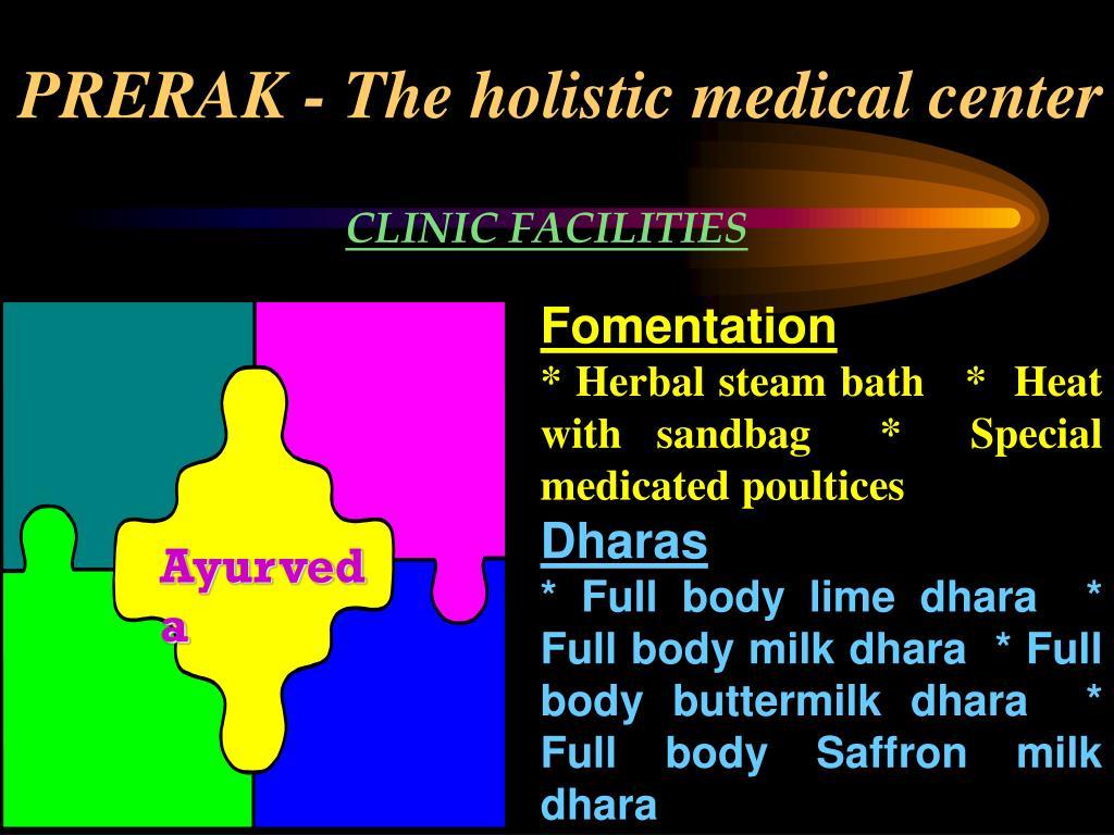 PRERAK - The holistic medical center