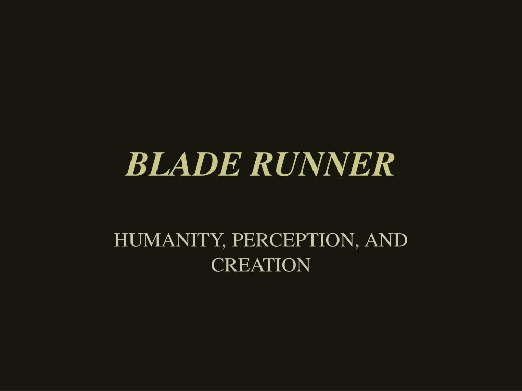 blade runner l.