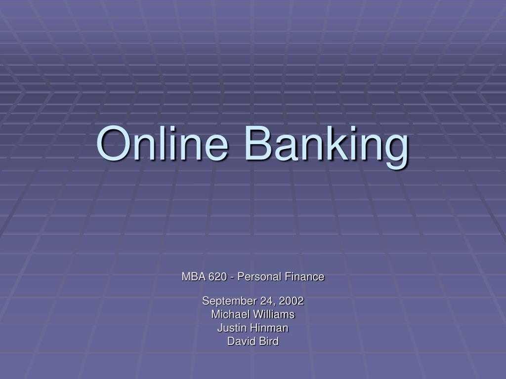 online banking l.