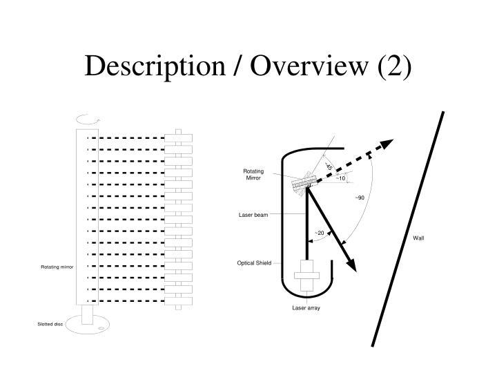 Description overview 2