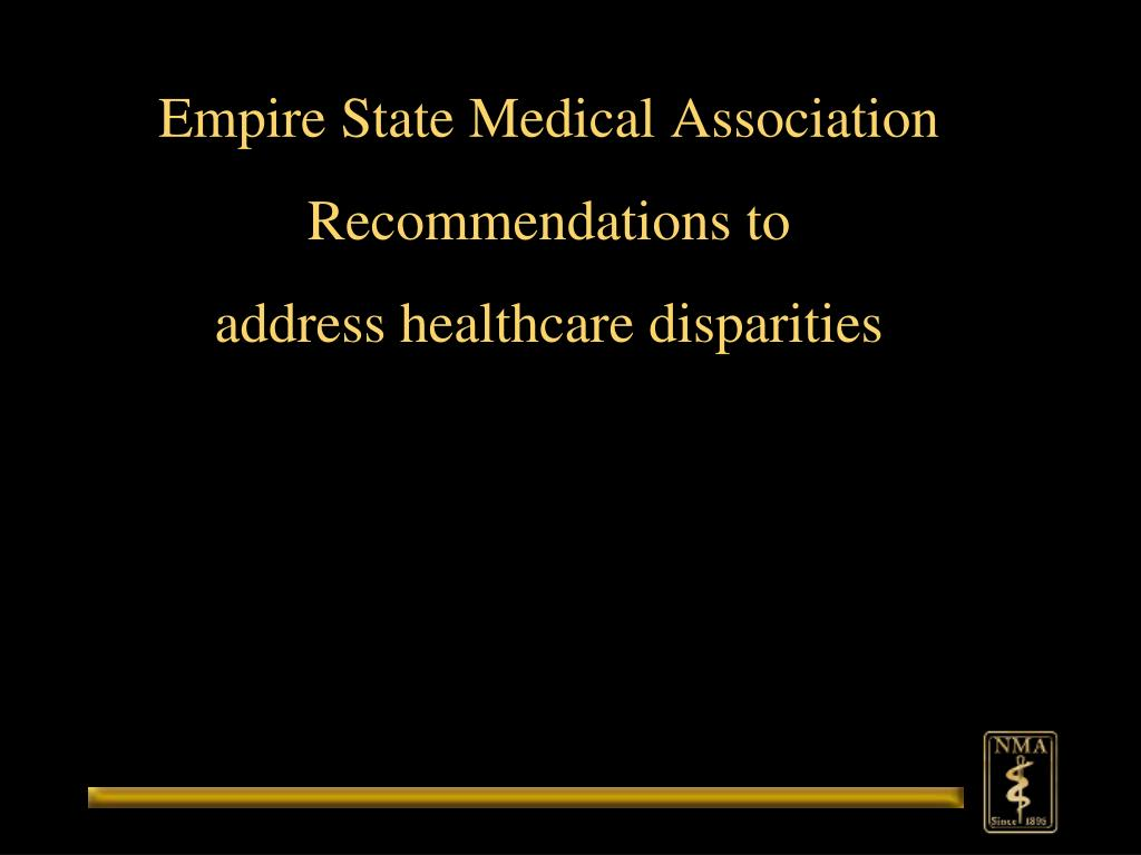 Empire State Medical Association