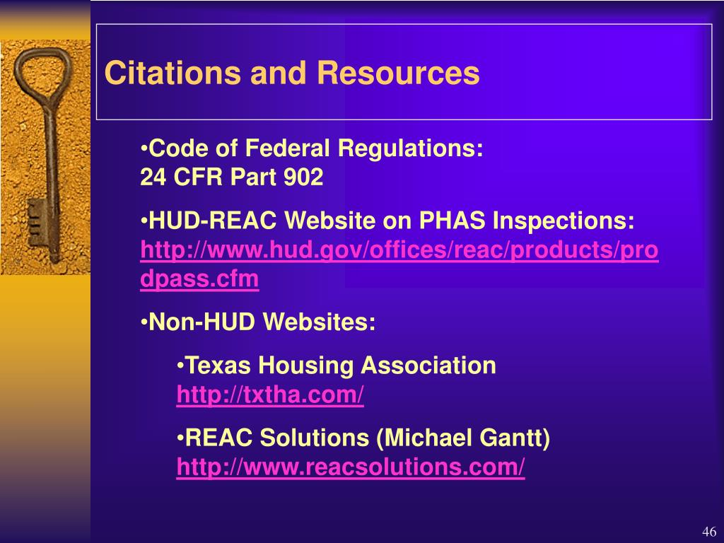 Citations and Resources