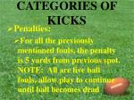 categories of kicks12