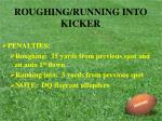 roughing running into kicker35