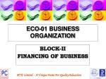eco 01 business organization27