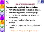 role of advertising in society