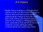 a lil history