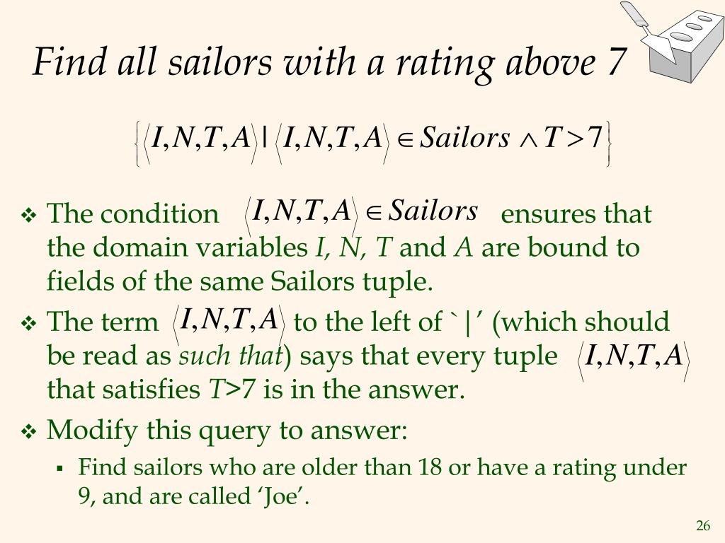 Find all sailors with a rating above 7