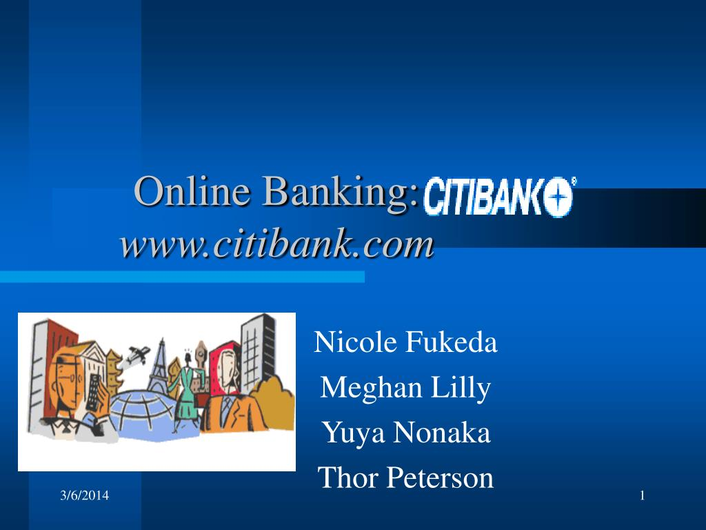 online banking www citibank com l.