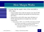 how margin works17