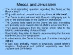 mecca and jerusalem15
