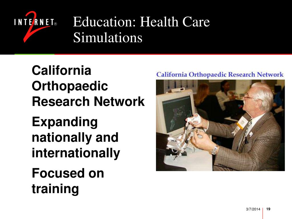 Education: Health Care Simulations
